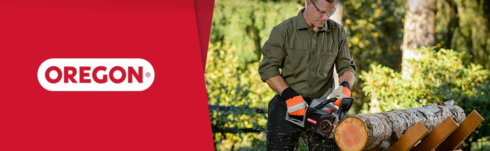 Best Cordless Oregon CS300-R7 Chainsaw
